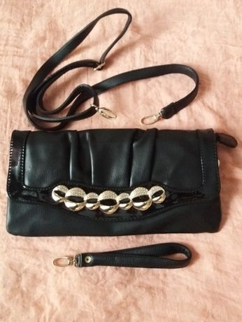Жіноча сумочка-клатч нова, зі стразами