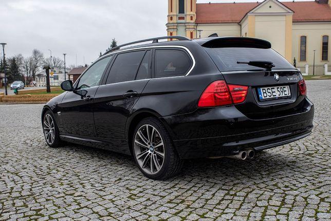 BMW E91 330d xdrive manual