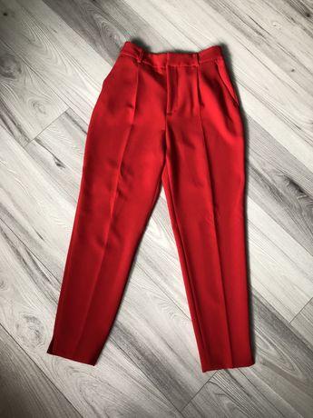 Червоні штани Zara