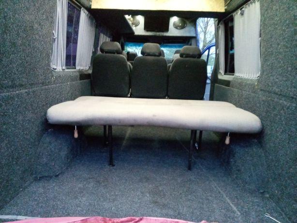 Спальник-диван спрінтер