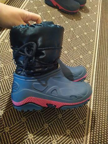Сапоги ботинки снегоходы зима