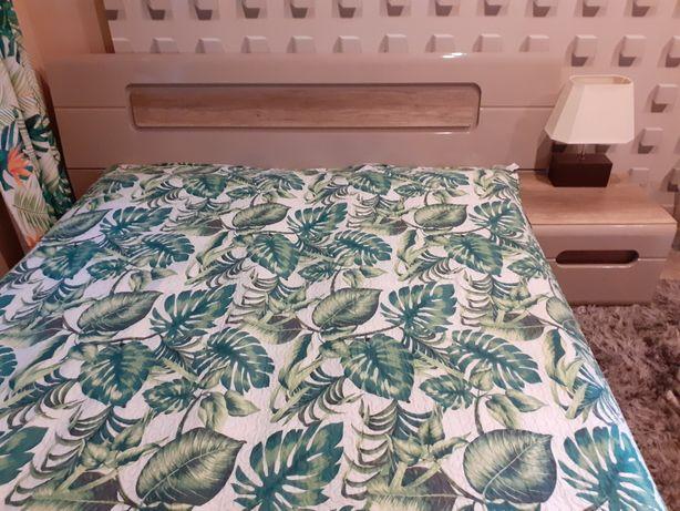 Łóżko + szafka nocna