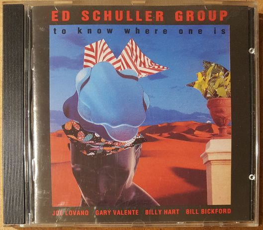Ed Schuller Group - To Know Where One Is na CD