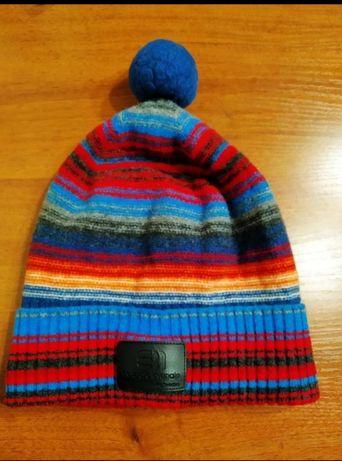 Тёплая шапка шерсть