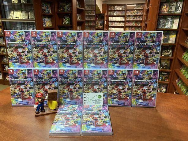 SWITCH Mario Kart 8 Deluxe Sklep Gry i Konsole VIMAGCO