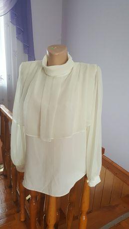 Нарядная шифоновая блуза.Размер 48-50