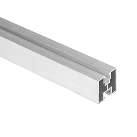 Profil do montażu fotowoltaiki aluminiowy PV szyna fotowoltaika 6,21m