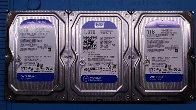 """Жесткий диск HDD 1Tb 3.5"""" Western Digital"""