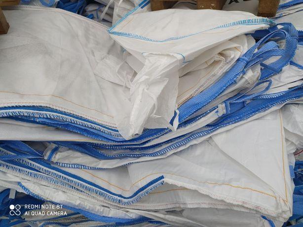 Big bag bags rozm.95/95/155cm na Metale i Złom / PROMO !