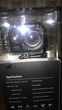 Kamera gopro wifi 4K wodooporona Ostatnie sztuki