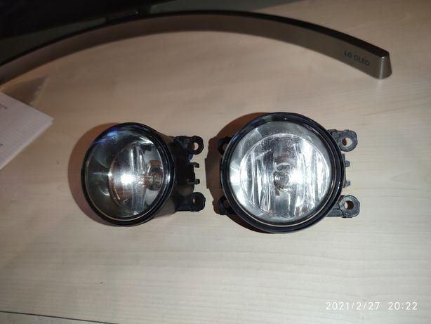 Halogeny Valeo Renault Scenic 3 używane w bdb stanie