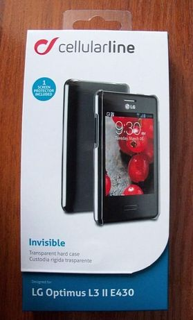 Чехол для телефона LG Optimus L3 IIE430