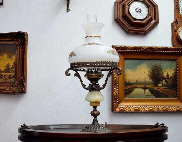 Efektowna lampa stojąca -  lampka na biurko komodę   wysyłam