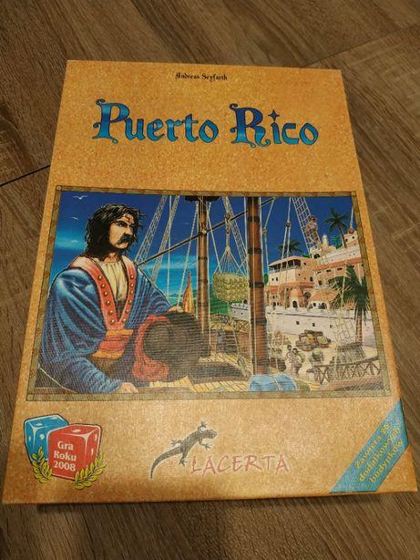 Puerto Rico - Gra planszowa