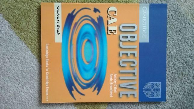 CAE Objective Cambridge, Cambridge Exams, nowa książka podręcznik