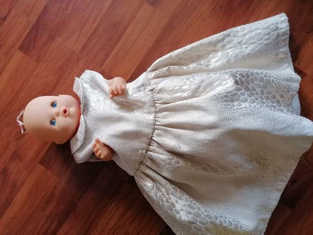 Sukienka na roczek wesele.