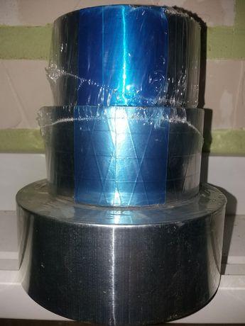 Фольгированный скотч | Металлизированная - фольгированная лента