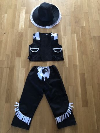 Продам костюм ковбоя на 3-4 роки новорічний святковий карнавальний мас