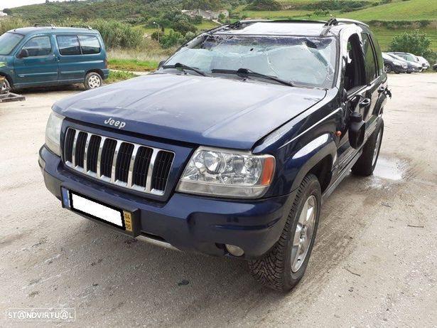Peças jeep Grand Cherokee 2.7 CRD 4X4  2004