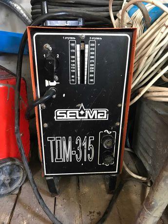 Зварювальний апарат ТДМ 315