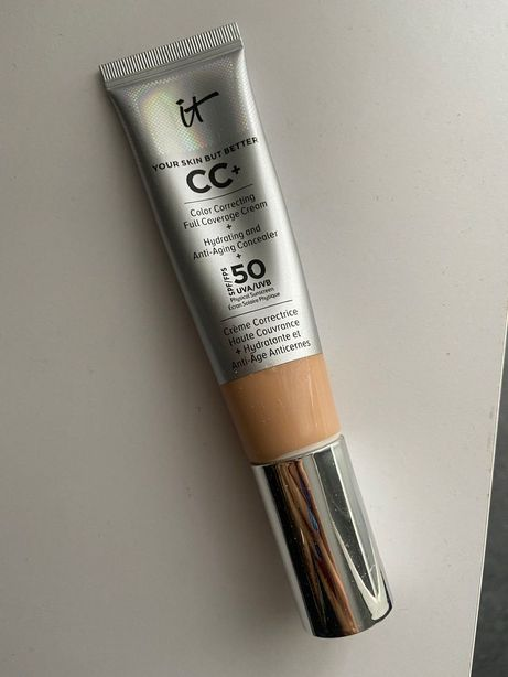 It cosmetics podkład krem CC Light medium