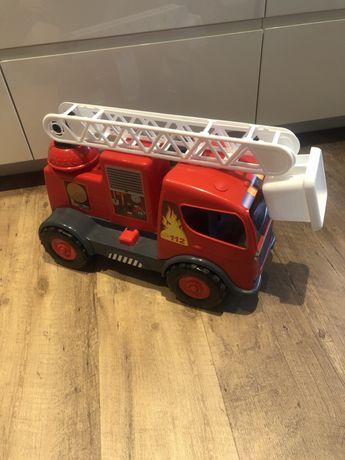 Zabawka samochód strażacki