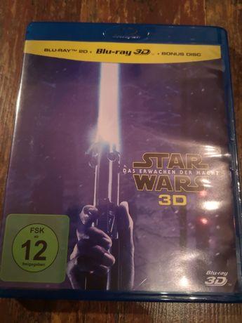 Przebudzenie mocy Gwiezdne Wojny 3D,2D,bonus pl blu-ray