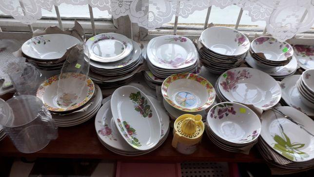 Посуд столовий в асортименті
