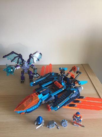 LEGO NEXO KNIGHTS 70351 Blasterowy Myśliwiec Clay'a