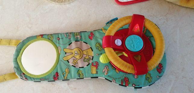 Kierownica dla dzieci taf toys, może być do powieszenia też