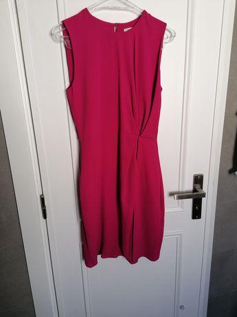 Vestido rosa MORGAN