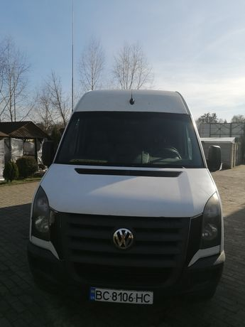 Volkswagen Sprinter Crafter EXTRALONG 2007 продаж обмін