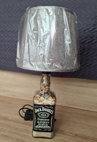 Candeeiro garrafa Jack Daniels