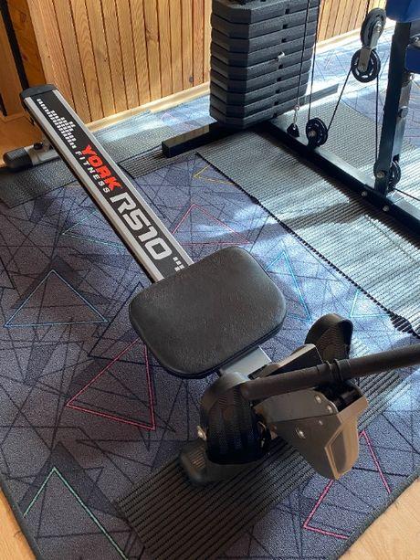 York Fitness Trenażer wioślarski R510/R101