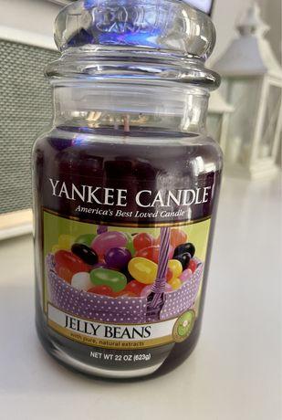 Yankee Candle Jelly Beans 623 g NOWA świeca UNIKAT