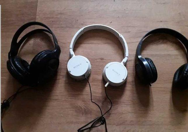 słuchawki 3 Pary zestaw