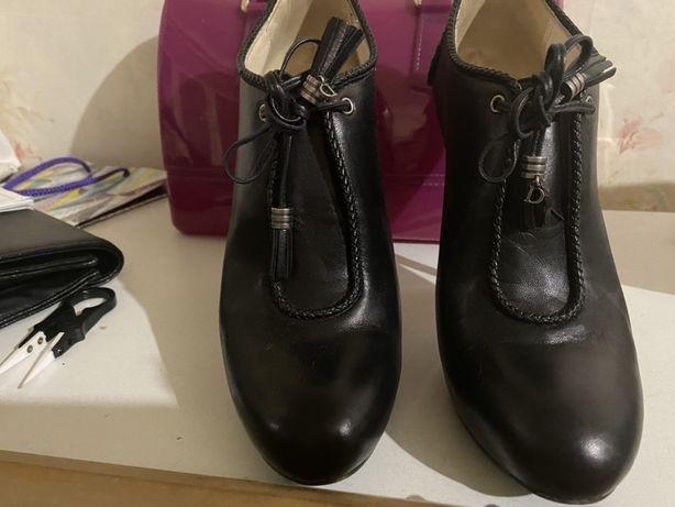 Ботильйоны ботинки Dior оригинал