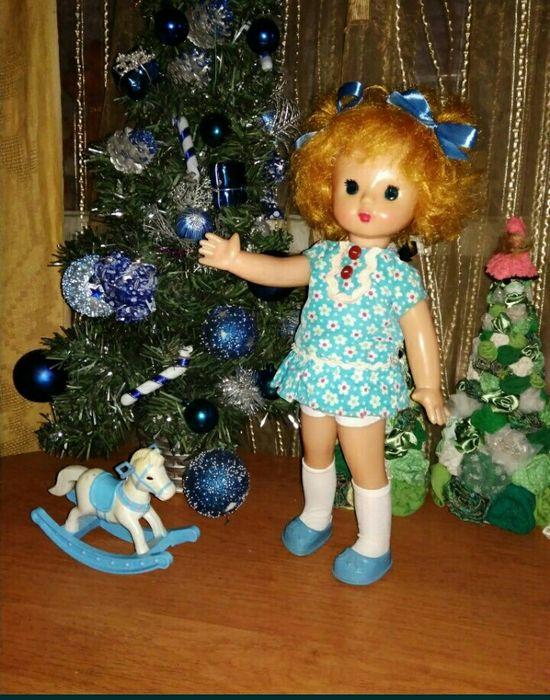 Кукла СССР. Ранняя. Запорожье - изображение 1