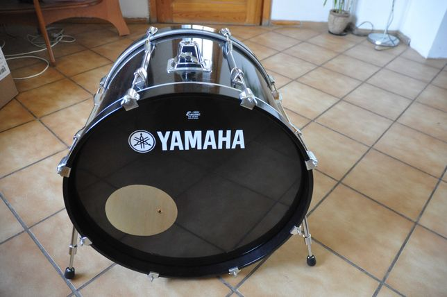 """Bęben basowy, centralka, Yamaha Stage Custom 22x17"""""""