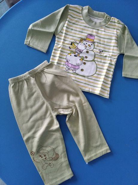 Пижама Нова піжама костюм домашній 2 роки