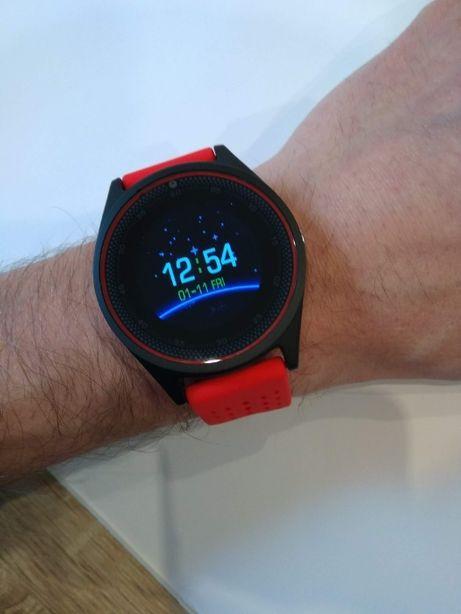 Smartwatch Zegarek Pulsometr nowy - gwarancja + paragon