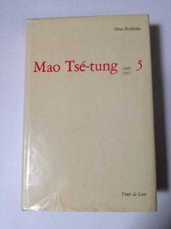 Mao Tsé-tung. 1949/1957