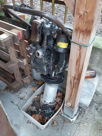 Skoczek ubijak 15A430 FARYMANN DELMAG Diesel 6KM zagęszczarka stopa
