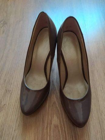 Туфлі жіночі, лакована шкіра, 36 розмір