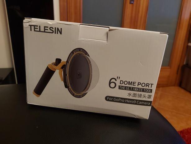 Dome Port Telesin GoPro 9 Black