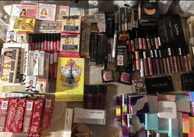 Брендовая Косметика для макияжа,набор,лот,макияж