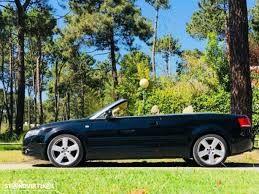 Aluguer veículo eventos Audi cabriolet
