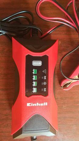 Автомобильное автоматическое зарядное Einhell