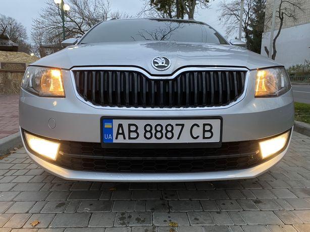 Skoda Octavia A7 идеал