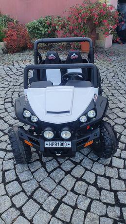 Jeep BUGGY Duże Auto Na Akumulator Sterowane pilotem 2 biegi